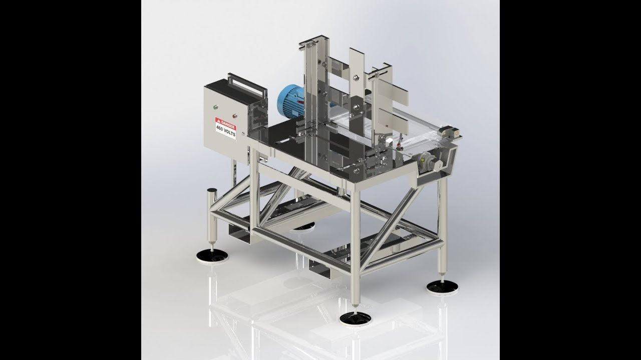 Industrial Food Processing equipment || Download free 3D