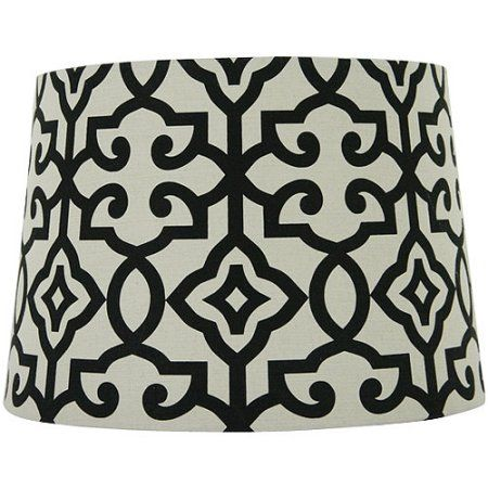 Better homes and gardens irongate lamp shade blackwhite walmart better homes and gardens irongate lamp shade blackwhite walmart aloadofball Image collections