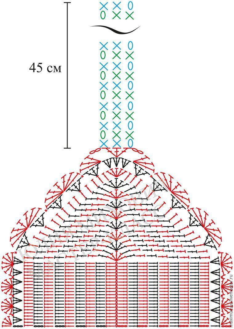 Como hacer un crop top juvenil a crochet | Corpiños | Pinterest ...