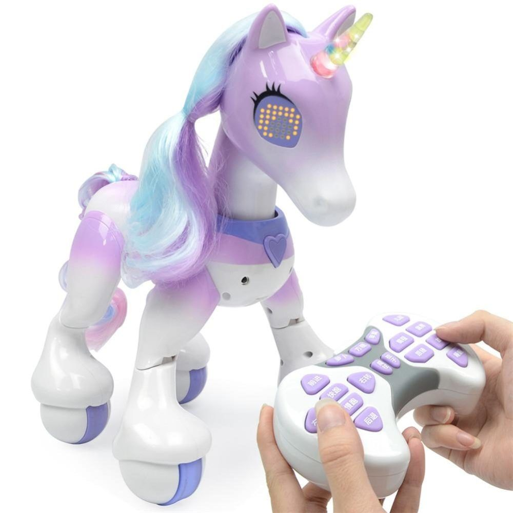 Remote Control Car Electric Smart Horse Children S New Robot Touch