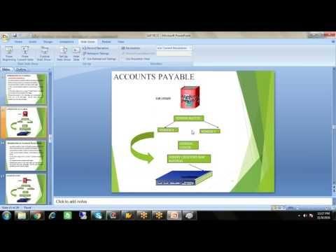 Sap End User Manual For Accounts Payable