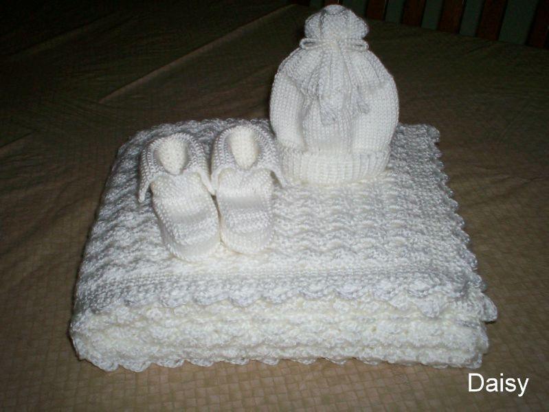 modele de couverture tricot pour bebe gratuit couverture | bebe ...