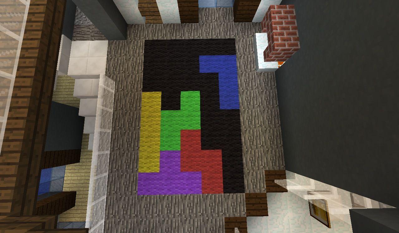 Minecraft Furniture Minecraft furniture, Flooring, Carpet