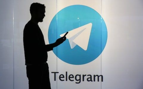 Apple removes encrypted messaging app Telegram from App