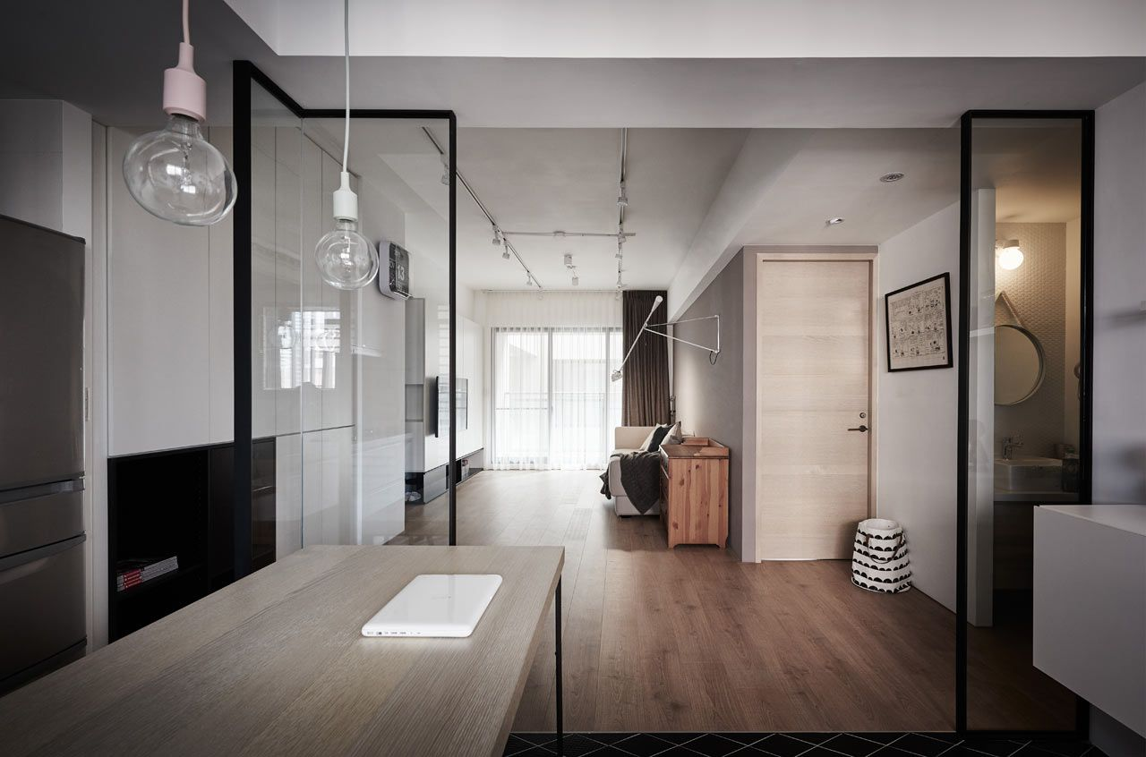 Taichungapartmentzaxisdesign flats apartment renovation and