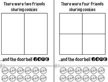 Fair Share! A Mini Unit | Kindergarten math activities ...