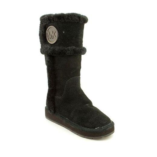Winter Boot Damen Michael Kors Tall Winterstiefel Schwarz wOnPX80k