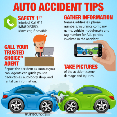 Auto Accident Tips What To Do When You Are In An Accident Good