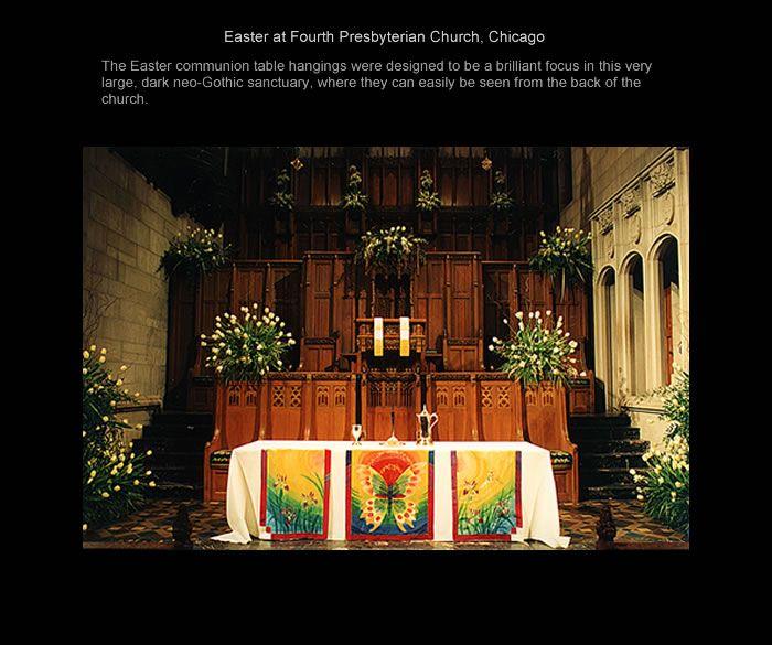 Eliza Linley - Liturgical Art - Banners