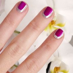 Chanel Inspired Manicure ~ Step by Step Tutorial!