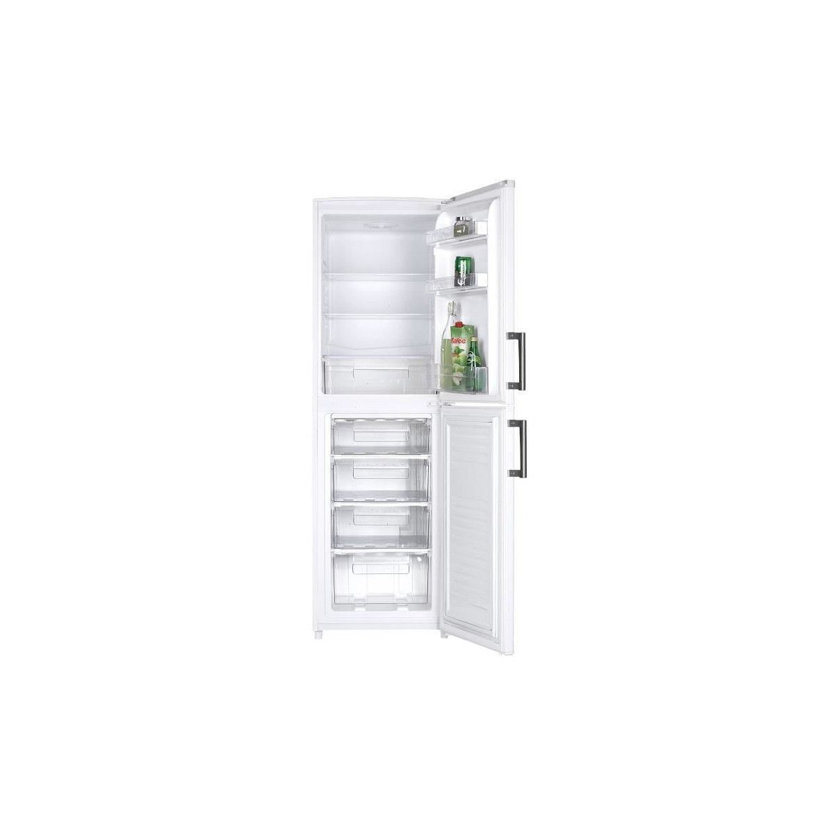 Hbm 576wm Refrigerateur Congelateur Bas 246l 143 103 Froid Statique A L 55cm X H 174 5cm In 2019 Products Refrigerateur Congelateur Froid Degi