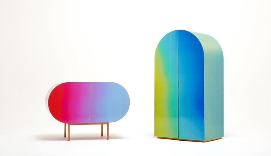 Beautiful and Amusing Furniture that Changes Colour | design ...