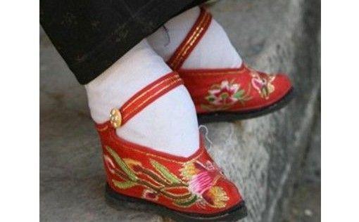 Pies De Loto Zapatos Chinos Zapatos Antiguos Pie De Geisha
