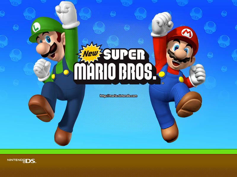 Mario brothers online flash game