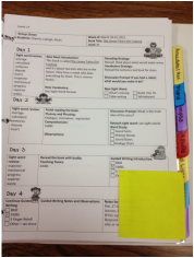 Getting organized is a huge step in the guided reading process. How you organize your guided reading area will depend on what works best for you, your students, your classroom space, and your...