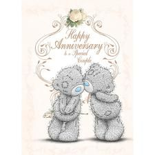 Happy Anniversary To A Special Couple Me To You Bear Card Happy Anniversary Tatty Teddy Happy Aniversary Wishes