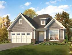 Traditional House Plan 2 Bedrooms 2 Bath 1615 Sq Ft Plan 77 718