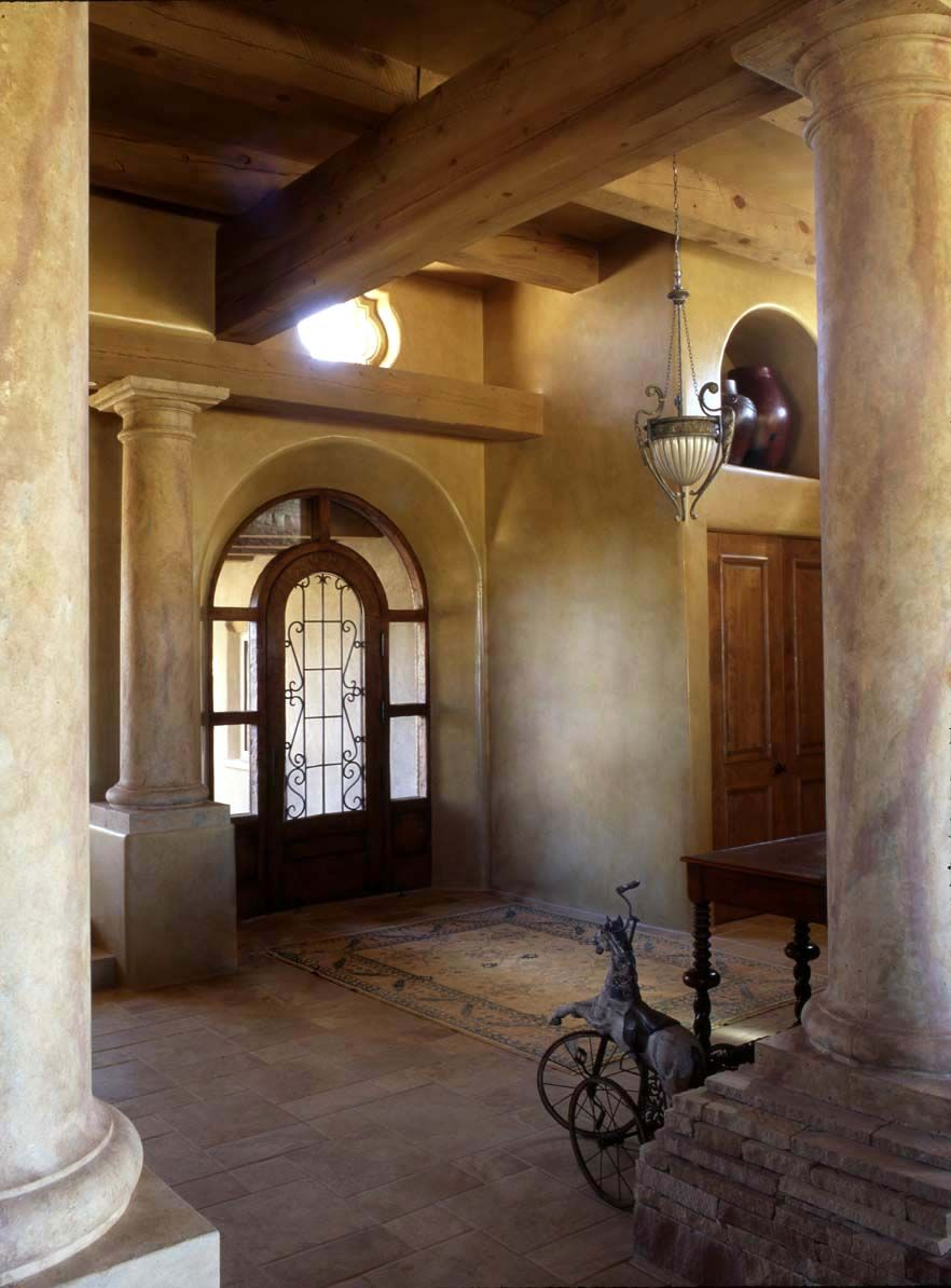 Old World Mexican Interior Design Also Best My Little Villa Images On  Pinterest Arquitetura Haciendas Rh