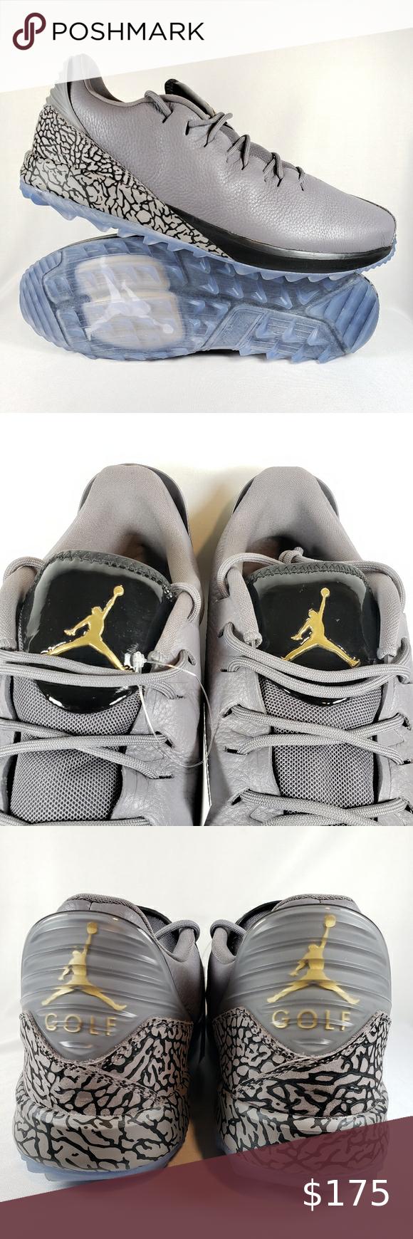 Nike Air Jordan ADG Golf Shoes Size 14
