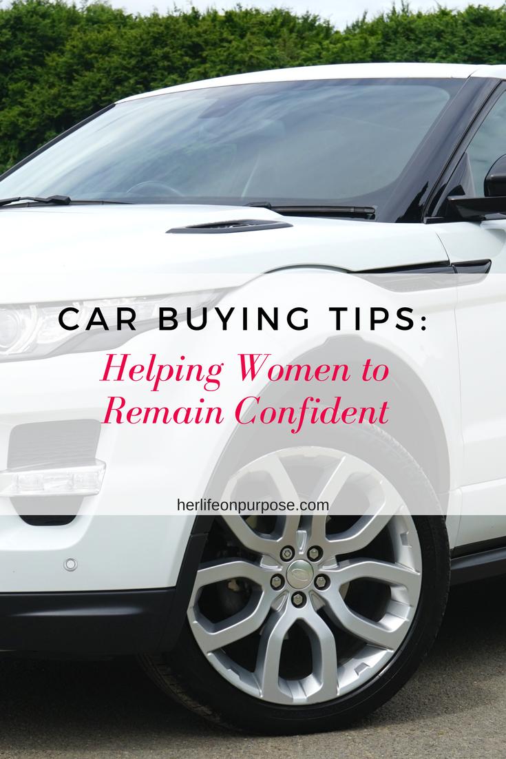 Car Dealership: Super Woman Car Buying tips   Saving money