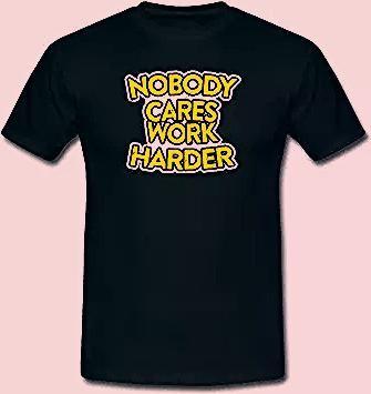 Photo of Nobody Cares Work Harder Teenager Premium T-Shirt | Spreadshirt
