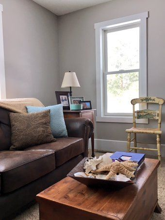 Best Anew Gray Paint Color Sw 7030 By Sherwin Williams View 400 x 300