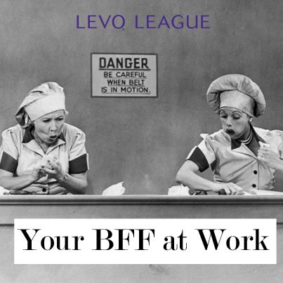 Image result for best friends at work