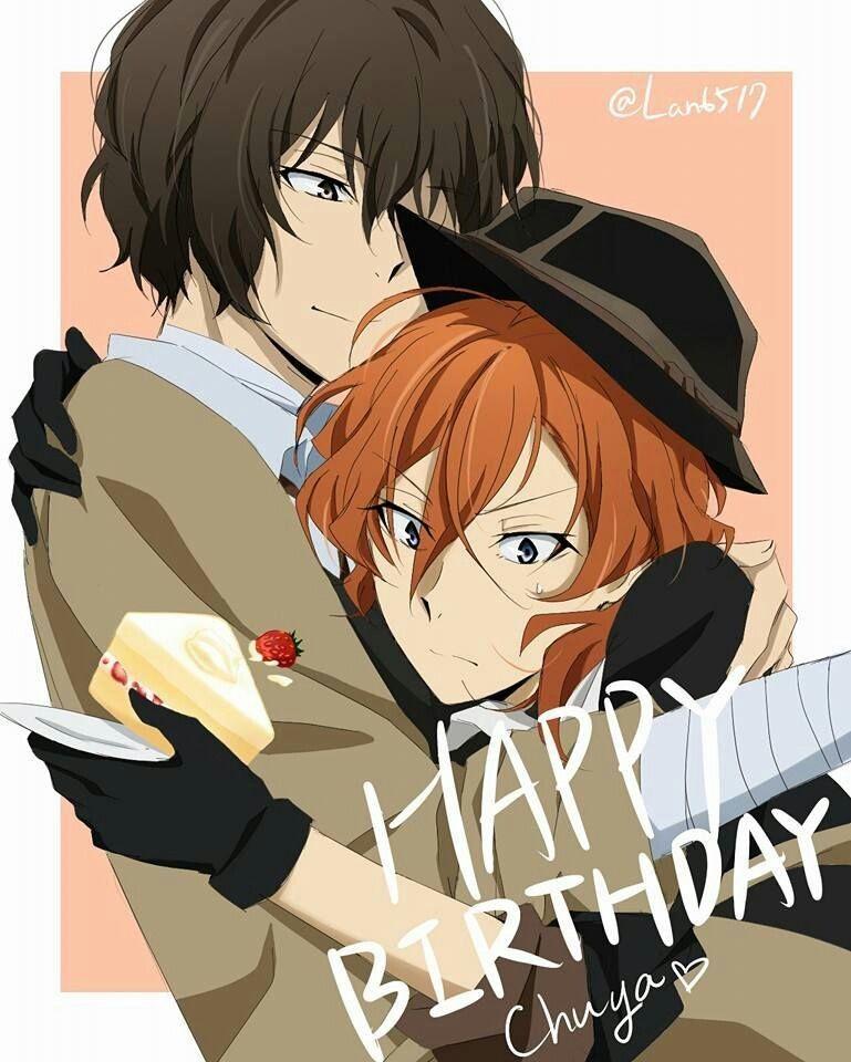 Happy birthday Chuya