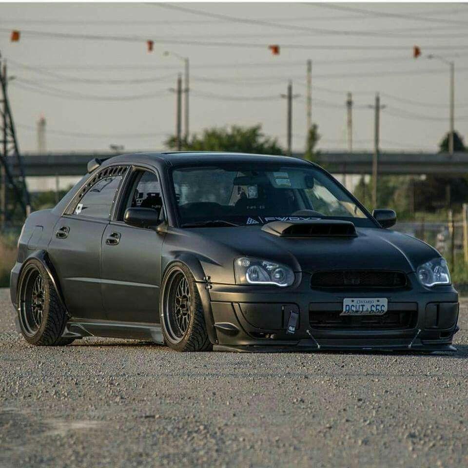 Clean Subaru Impreza - Rate 1-100
