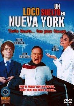 Un loco suelto en Nueva York online latino 2014 VK