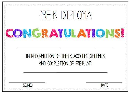 K Diploma/Award
