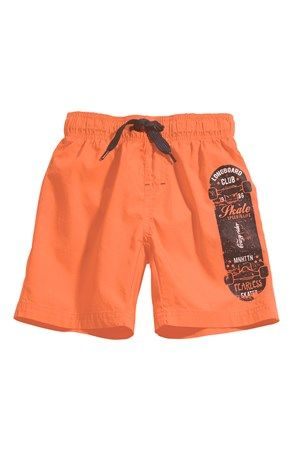 Mega cool Name it Shorts Zak Orange Name it Shorts til Børn & teenager i lækker kvalitet