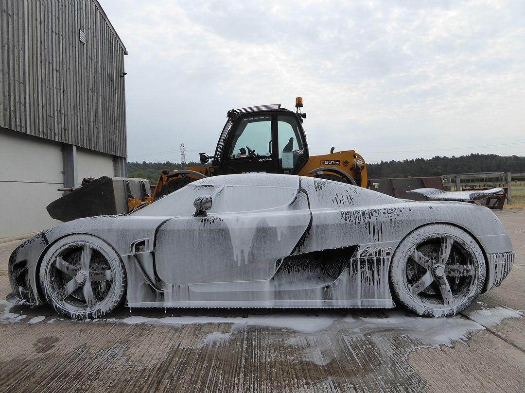 Koenigsegg Agera R Bespoke Detail Completed Detailing