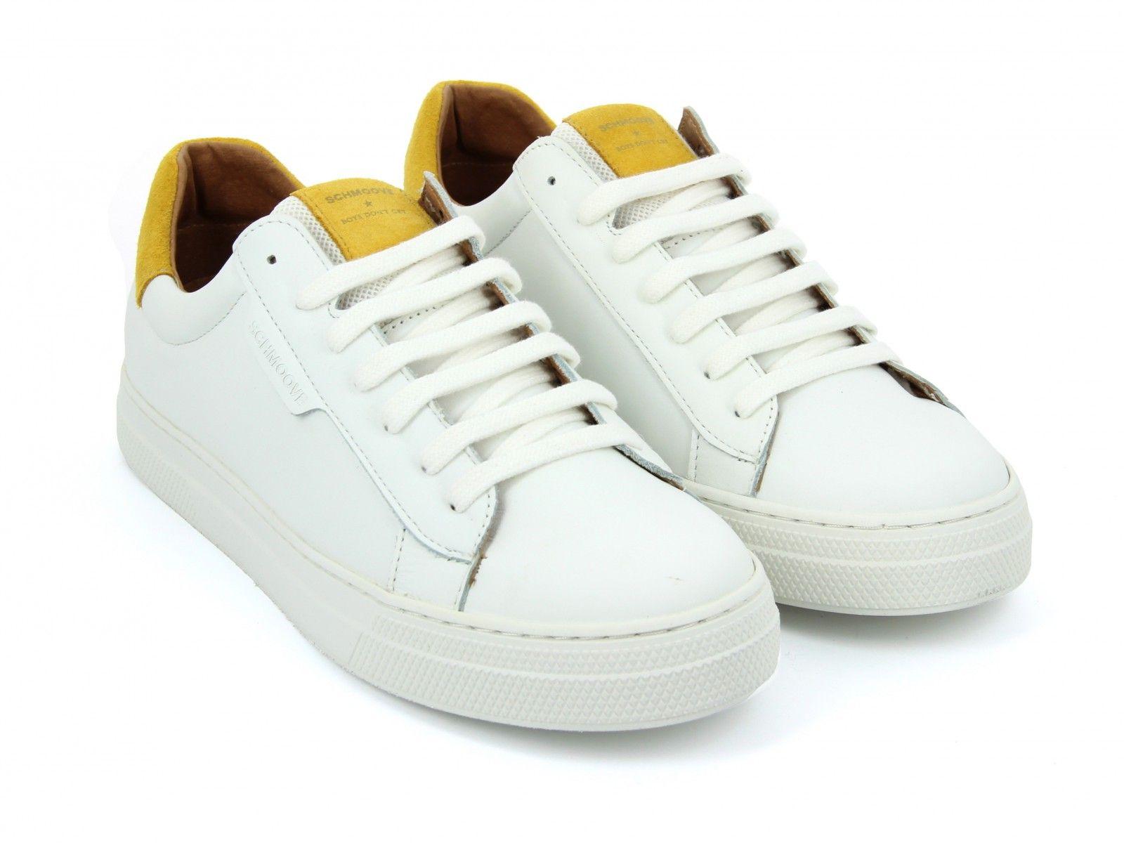 Quis Quis Chaussures Blanches Pour Les Hommes WFxVtE48
