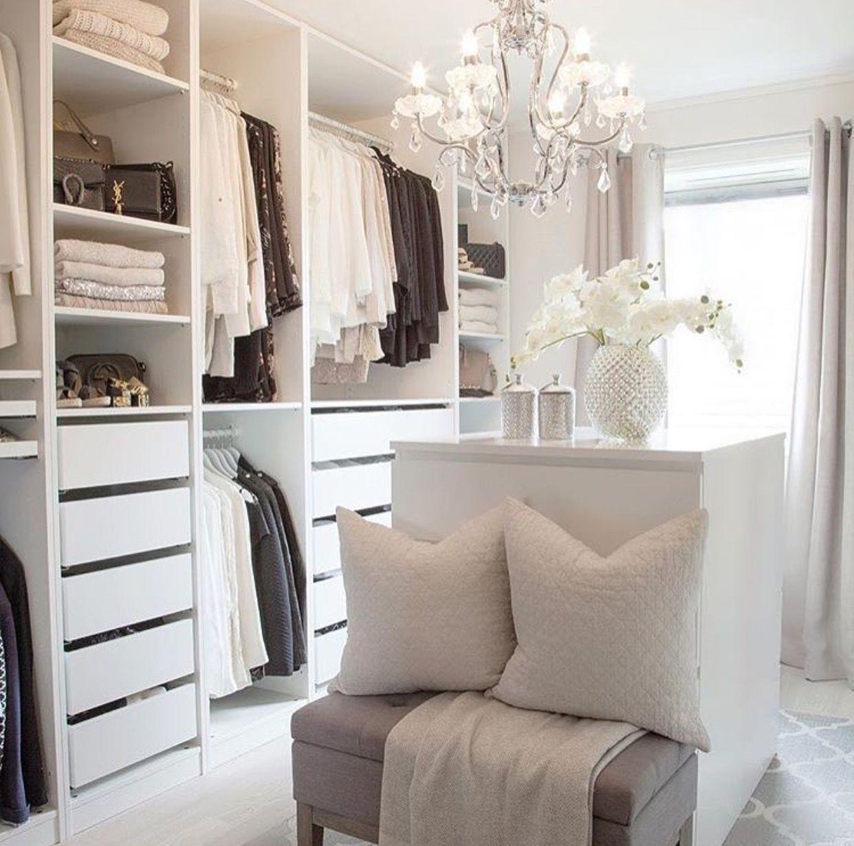 ☼☽ @ElizSophShort ☾☼ | closets | Pinterest | Ankleidezimmer ...