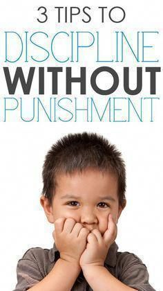 how to discipline your child without punishment - positive parenting solutions for parents of toddlers #goodparenting