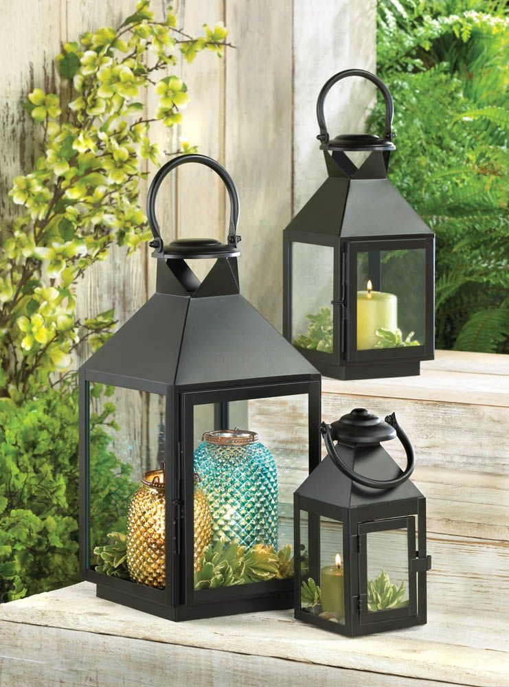 Revere Candle Lantern L In 2019 Lanterns Decor Large