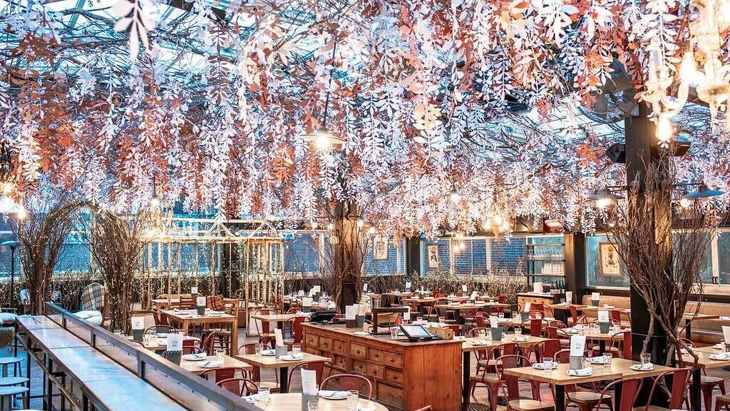 Eataly's opening a winter wonderland restaurant on its ...