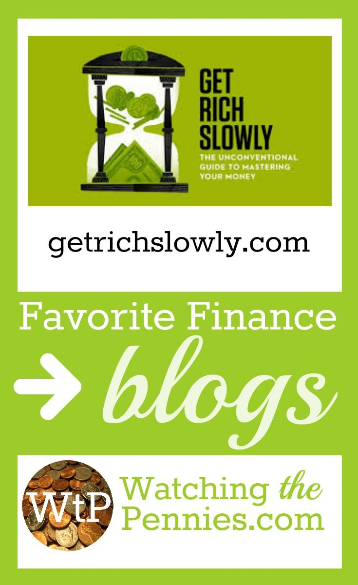 One of my go-to sites for personal finance. In the top five of my Feedly list of finance blogs.
