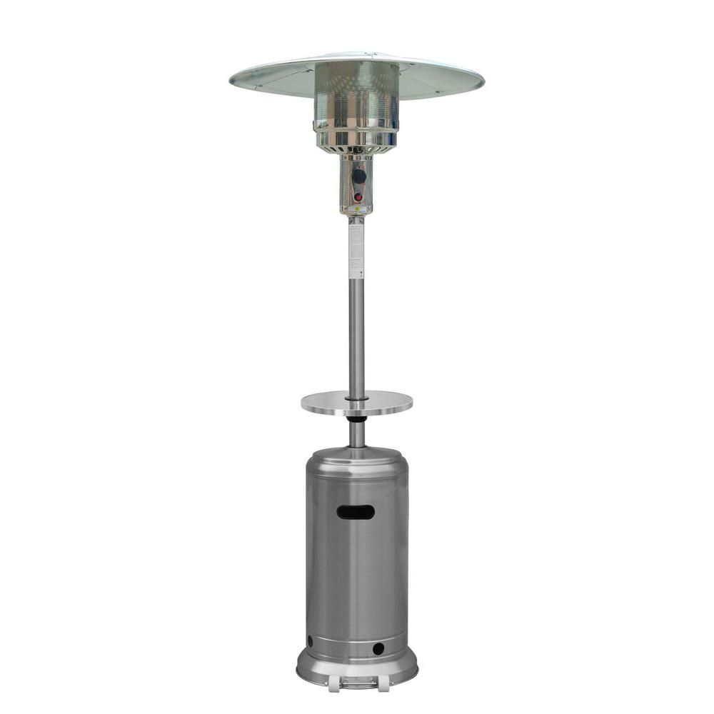 Opus Natural Gas Patio Heater Stainless Steel Gas Patio Heater