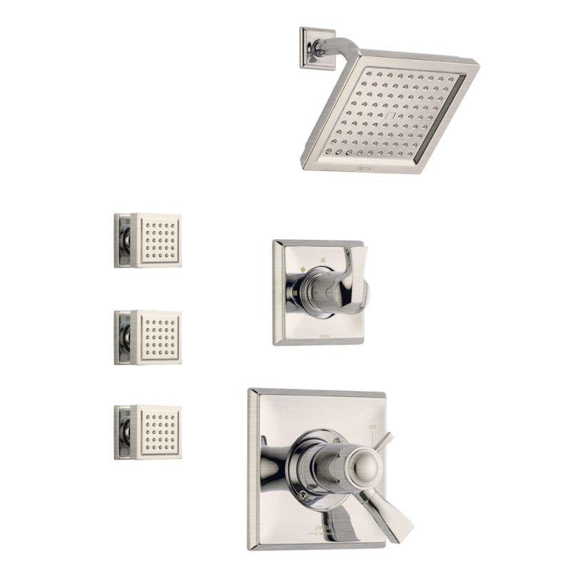 Delta Dryden Tempassure Shower Package Delta Dryden Shower