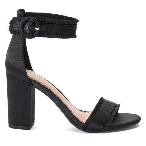 LC Lauren Conrad women High Heel Sandals, new LC Lauren