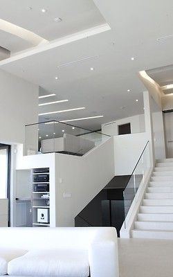 Would you go for an ultra modern interior like this?