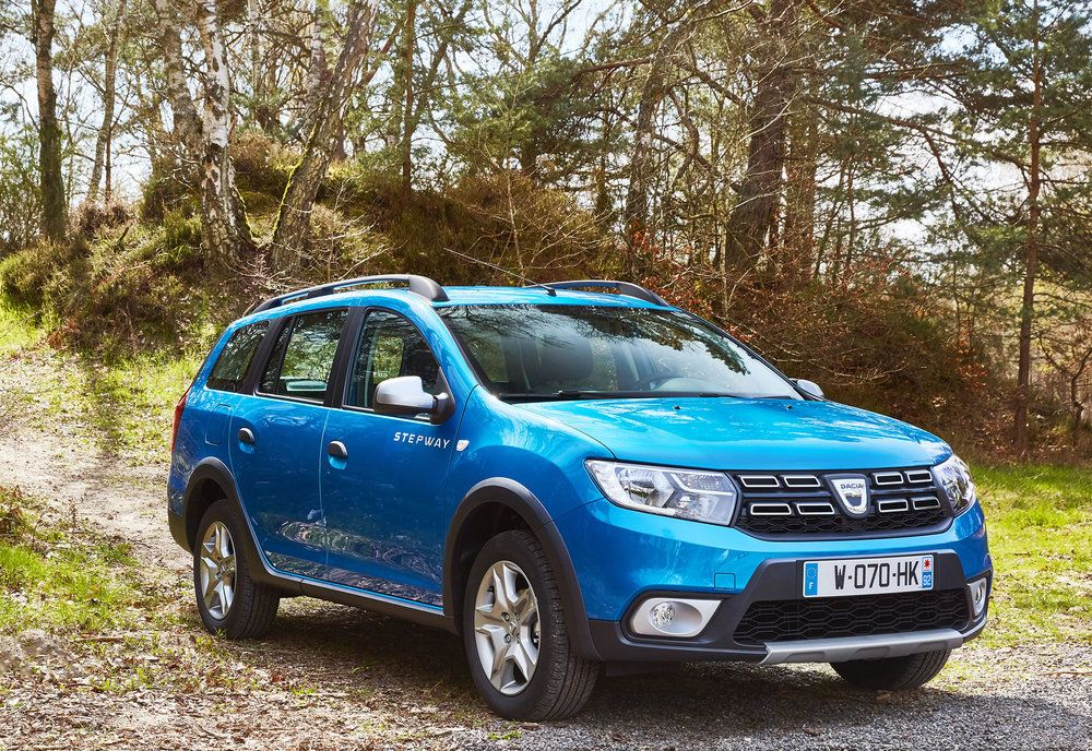 Dacia Confirms New Logan Mcv Stepway Pricing Cars Pinterest Cars
