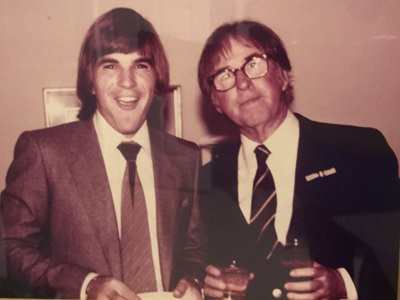 It was 1979 when Johan Kriek met Bobby Riggs six years after