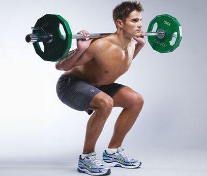 ejercicios para adelgazar piernas para hombres
