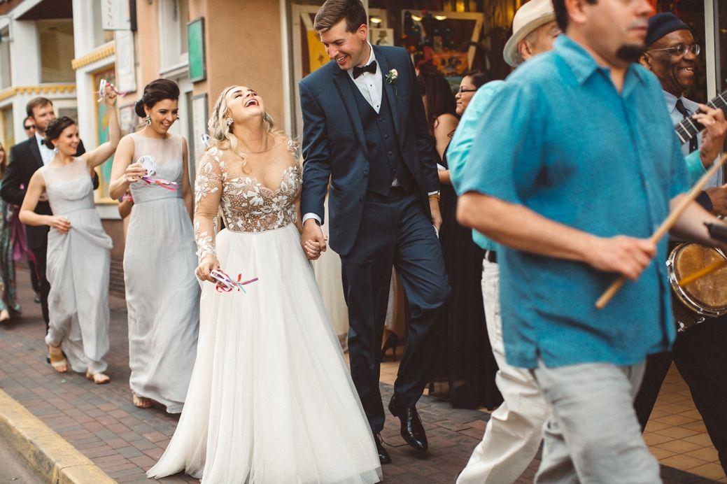 Austin Kayla A La Fonda On The Plaza Wedding Santa Fe Nm