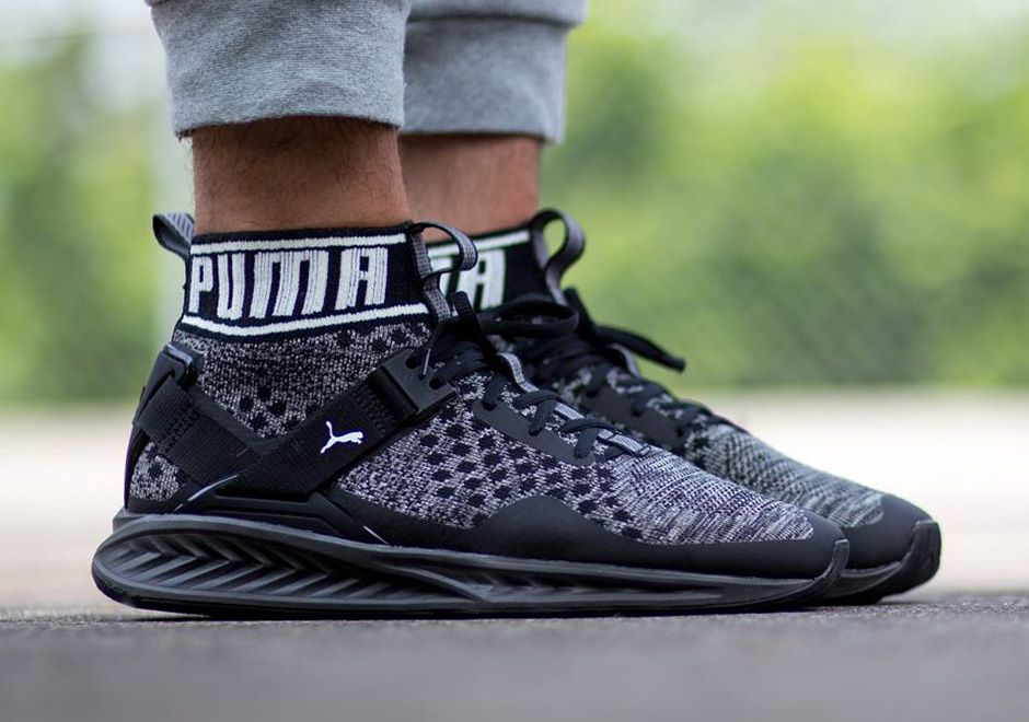Puma Ignite EvoKnit Woven Sock | SneakerNews.com