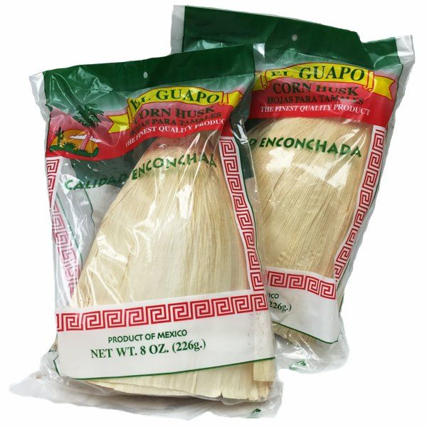 Corn Husks For Tamales 16 Oz Hojas Para Tamal Corn Husk Tamales Tamale Recipe