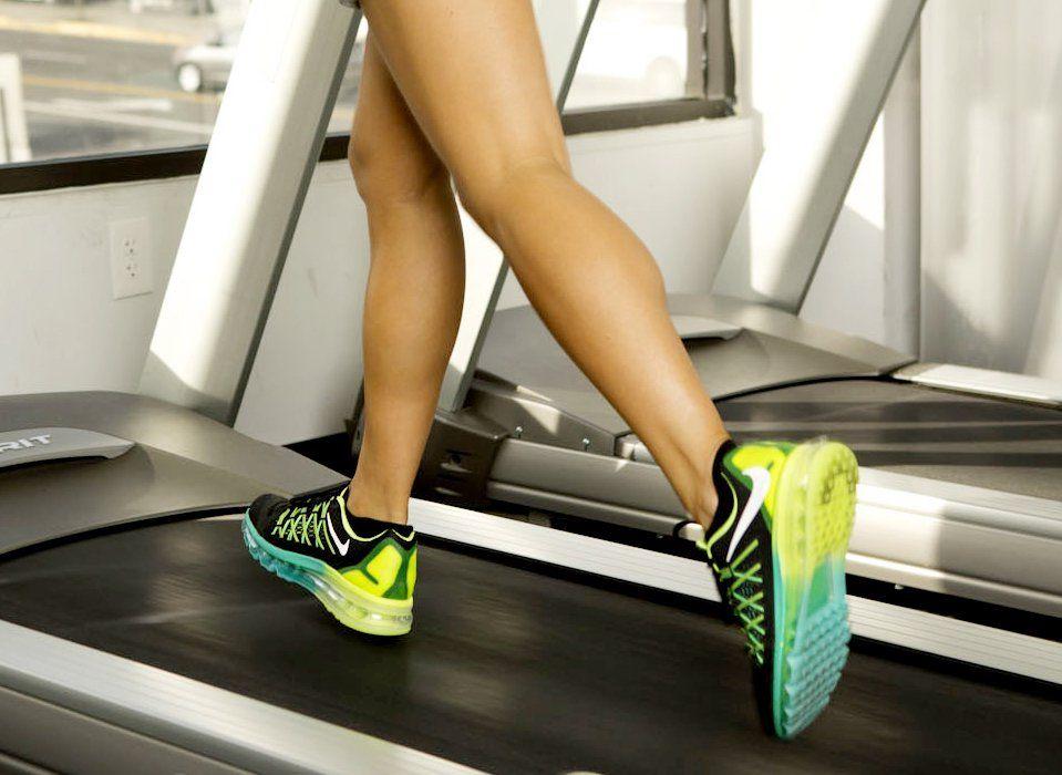 Go Long, Get Fast, Burn Calories: 45-Minute Treadmill Run ...